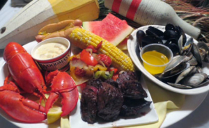 Woodmans of Essex - Massachusetts Clambake Catering Menus